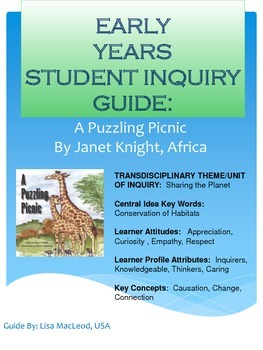 A Puzzling Picnic EYP Student Guide