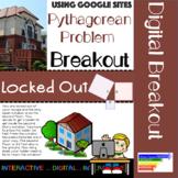 A Pythagorean Theorem Digital Breakout for Google Classroo