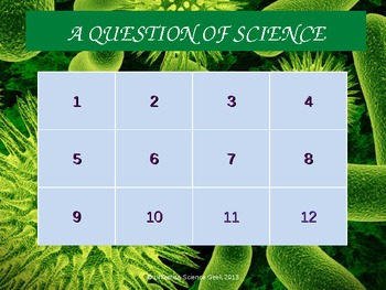 A Question of Science - Classification (AFL)