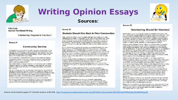 Essay Proposal Format A Quick Guide To Writing Opinion Essays English Language Essays also Thesis Examples For Essays A Quick Guide To Writing Opinion Essays By Carlos Mancebo  Tpt English Essay Question Examples