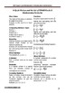 A Quick Review and a complete list of STAAR Grade 8 Mathematics Formulas