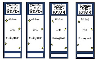 A.R. Bookmark
