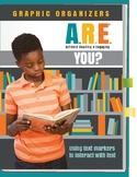 A.R.E. You Actively Reading and Engaging Graphic Organizer Workbook