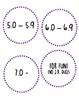 A.R. Level Book Bin Labels
