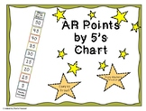 A.R. Point Tracking Clip Chart by 5's