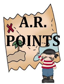 A.R. Points Tracker