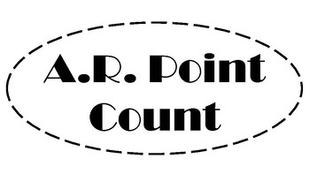 A. R. Points Tracking Clip Chart (Dotted outline)