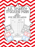 A.R. Student Tracking Sheet