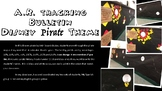 A.R. tracking bulletin board- Disney Pirate Theme