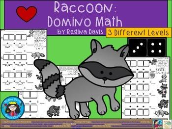 A+ Raccoon: Domino Math