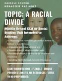 A Racial Divide: ELA Unit: Central Idea, Argument, Theme,