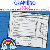 Candy Graphing- A Rainbow Of Fun