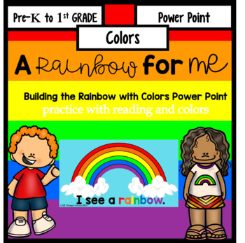 A Rainbow for Me