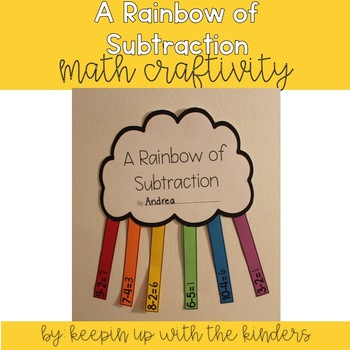 A Rainbow of Addition/Subtraction