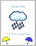 A Rainy Day- CVCE Card Game
