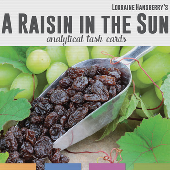 A Raisin in the Analytical Task Cards