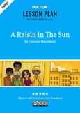 A Raisin in the Sun Activities: Character Sketch, Major Th