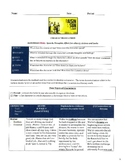 A Raisin in the Sun - Complete Unit of Resources (over 50 pages)