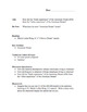 """A Raisin in the Sun"" Curriculum / Unit Plan (Lessons, Questions, Activities)"