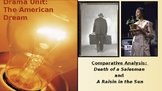 A Raisin in the Sun & Death of a Salesman Comparative Analysis