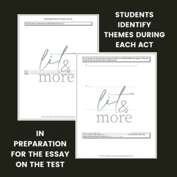 A Raisin in the Sun Guided Reading Notes
