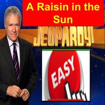 A Raisin in the Sun Jeopardy PowerPoint