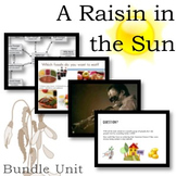 A Raisin in the Sun Activities Bundle