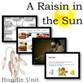 A Raisin in the Sun Activities Bundle