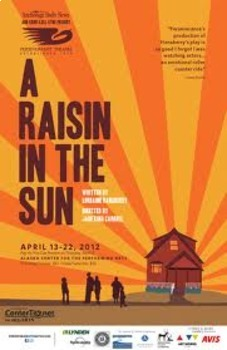 A Raisin in the Sun Pre-Reading Discussion or Forum Questions