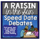 A Raisin in the Sun Review Speed Date Debates