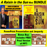 A Raisin in the Sun PowerPoint Bundle