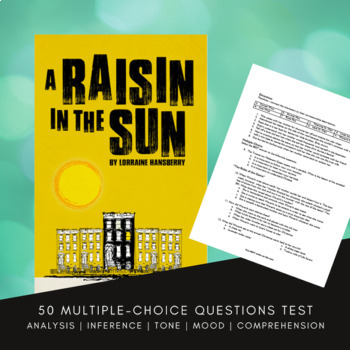 A Raisin in the Sun Test