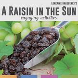 A Raisin in the Sun: Six Activities