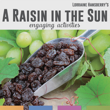 A Raisin in the Sun Activities and Graphic Organizers