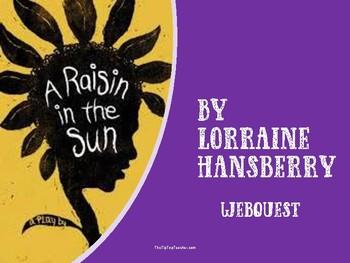 A Raisin in the Sun WebQuest