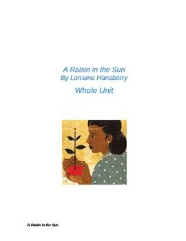 A Raisin in the Sun Whole Unit