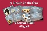 A Raisin in the Sun by Lorraine Hansberry Analysis PowerPoint