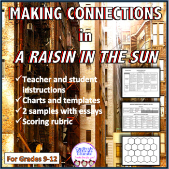 A Raisin in the Sun,  culminating activity, assessment, essay writing
