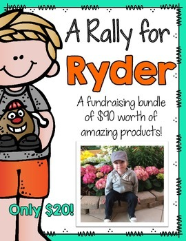 A Rally for Ryder Fundraiser