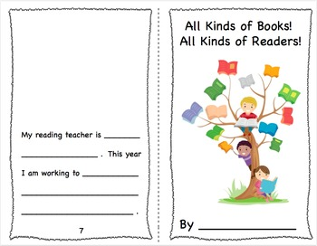 A Reading Interest Survey for Emergent Readers