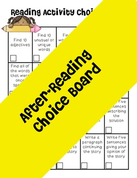 A Reading Log With A Twist!!!