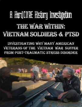 A Real History Lesson: The Historical Causes of Vietnam Vet's PTSD