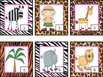 """A Really """"Wild"""" Safari Theme"""