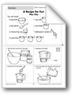 A Recipe for Fun: Play Clay (Physical Science/Matter)