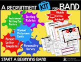 A Recruitment Kit for Band Bundle