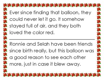 A Red Balloon for Rabbit's Friend (Short Story)