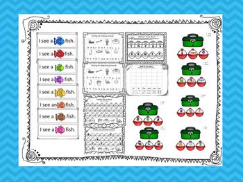 Kindergarten Reel Lot of Literacy Fun