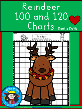 A+ Reindeer 100 and 120 Chart