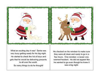Christmas Book - A fun Original Reader