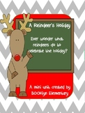 A Reindeer's Holiday - Christmas from the point of view of
